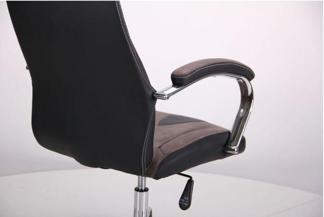 Кресло Prime nubuk brown (фото 11)
