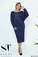 Сукня жіноча,батал р. 50-52,54 -56,58-60 ST Style, фото 1