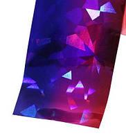 Фольга для дизайна ногтей с голографическим эффектом, фото 1