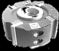 Фреза цилиндрическая с механическим креплением быстросменных ножей