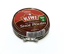 KIWI крем для обуви, коричневый, 50 мл