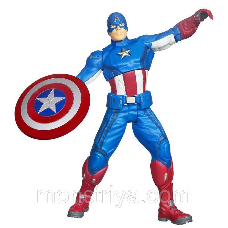 Фигурка Капитан Америка 30 см со звуковыми эффектами от Hasbro