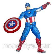 Фігурка Капітан Америка 30 см зі звуковими ефектами від Hasbro