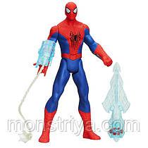 Електронний Людина-Павук, світло, звук