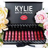 Наборы матовых помад Kylie 12pc Matte Liquid