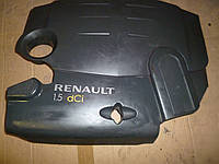 Накладка двигателя (1,5 dci 8V) Renault Kangoo I 03-08 (Рено Кенго), 140465284R