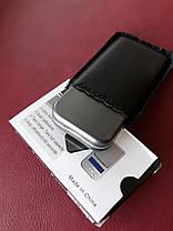 Весы электронные ювелирные 200g\0.01 Спартак Min398i (батарейка в комплекте)  мини весы карманные, фото 2