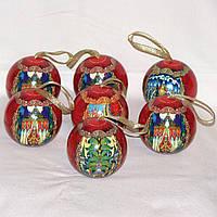 Елочные шары шкатулки ко Дню Святого Николая, Новый год для упаковки мини-подарочка