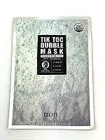 Пузырчатая маска для лица ILOJE TIK TOC BUBBLE MASK, 23 ml
