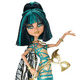 Кукла Monster High Клео де Нил Хэллоуин - Ghouls Rule Cleo De Nile, фото 3
