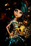 Кукла Monster High Клео де Нил Хэллоуин - Ghouls Rule Cleo De Nile, фото 4