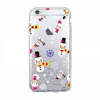 Чехол накладка xCase на iPhone 6 Plus/6S Plus New Year №9