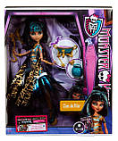 Кукла Monster High Клео де Нил Хэллоуин - Ghouls Rule Cleo De Nile, фото 6