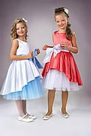 """Платье детское на девочку """"Водопад """", платье на утренник"""