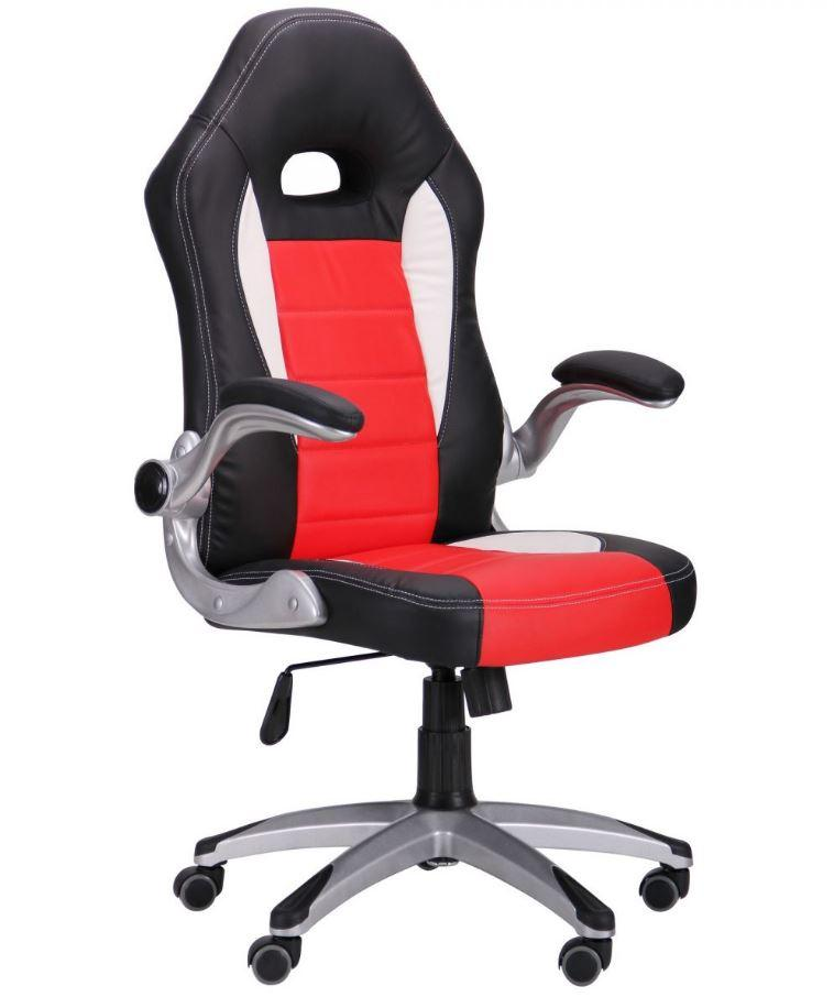 Кресло Run red