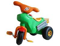 Детский трех-колесный велосипед КРОС