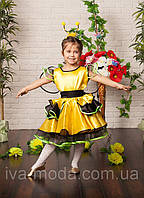 """Детский карнавальный костюм """"Пчелка"""" (пчела)"""