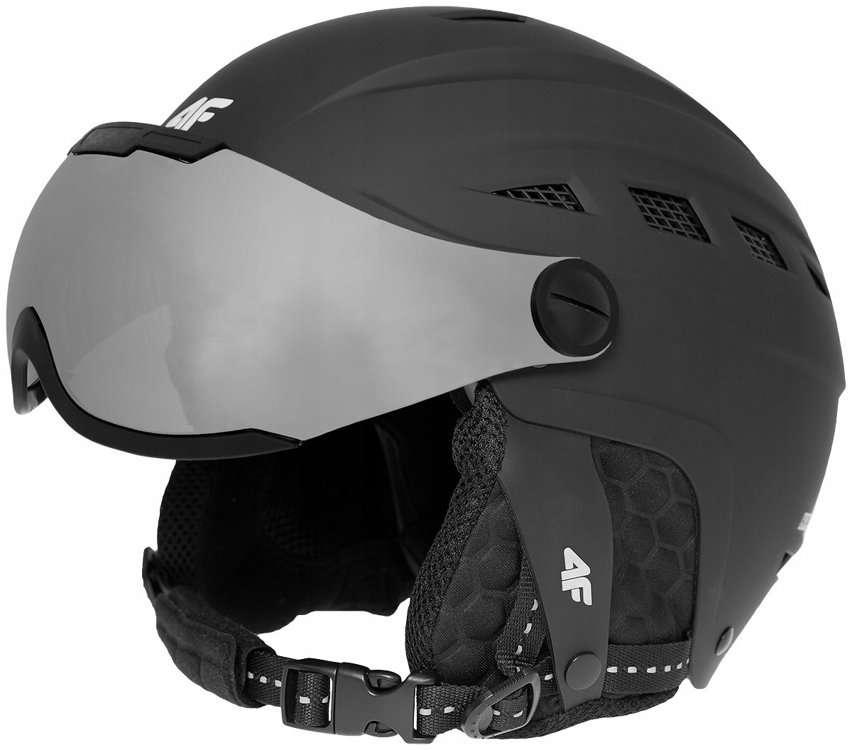 Шлем лыжный/сноубордический 4F XL 60-62 см