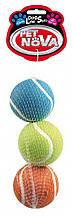 Теннисные мячи Pet Nova 6см (3шт)