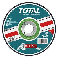 Абразивный диск для резки камня Total TAC2222301 230х3.2х22.2мм.
