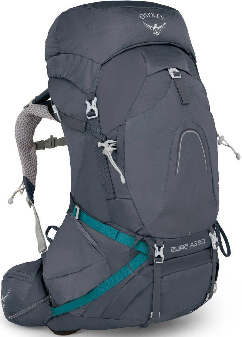 c55e2fb94b9e Рюкзак для треккинга Osprey Aura AG 50 Vestal Grey WM, женский, 50 л ...