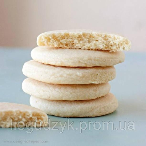 Печиво пісочно-ванільне для брендування та декорування [коло з гладким краєм]