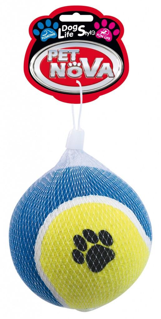 Теннисный мяч Pet Nova TennisBall 10см