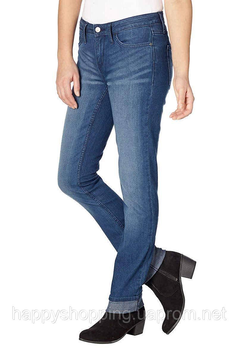"""Женские синие стрейчевые джинсы """"skinny"""" популярного бренда Calvin Klein Jeans"""