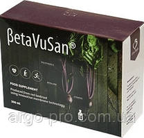 Бетавусан (Betavusan) Арго (антиоксидант, для кроветворения, желудка, кишечника, гемоглобин, ишемия)
