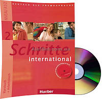 Немецкий язык / Schritte International / Kursbuch+Arbeitsbuch+CD. Учебник+тетрадь с диском, 2 / Hueber