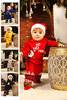 Детский комплект бодик+штанишки+шапочка !!!!