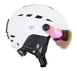 Шлем лыжный/сноубордический 4F XL 61-62 см