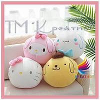 Подушка игрушка оптом под заказ с Вашим логотипом (от 100 шт), фото 1