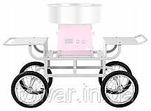 Візок для машини солодкої вати - 2 полиці Royal Catering®