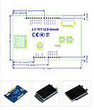 Дисплей TFT LCD 3.5 дюйма для для Arduino Uno, фото 2