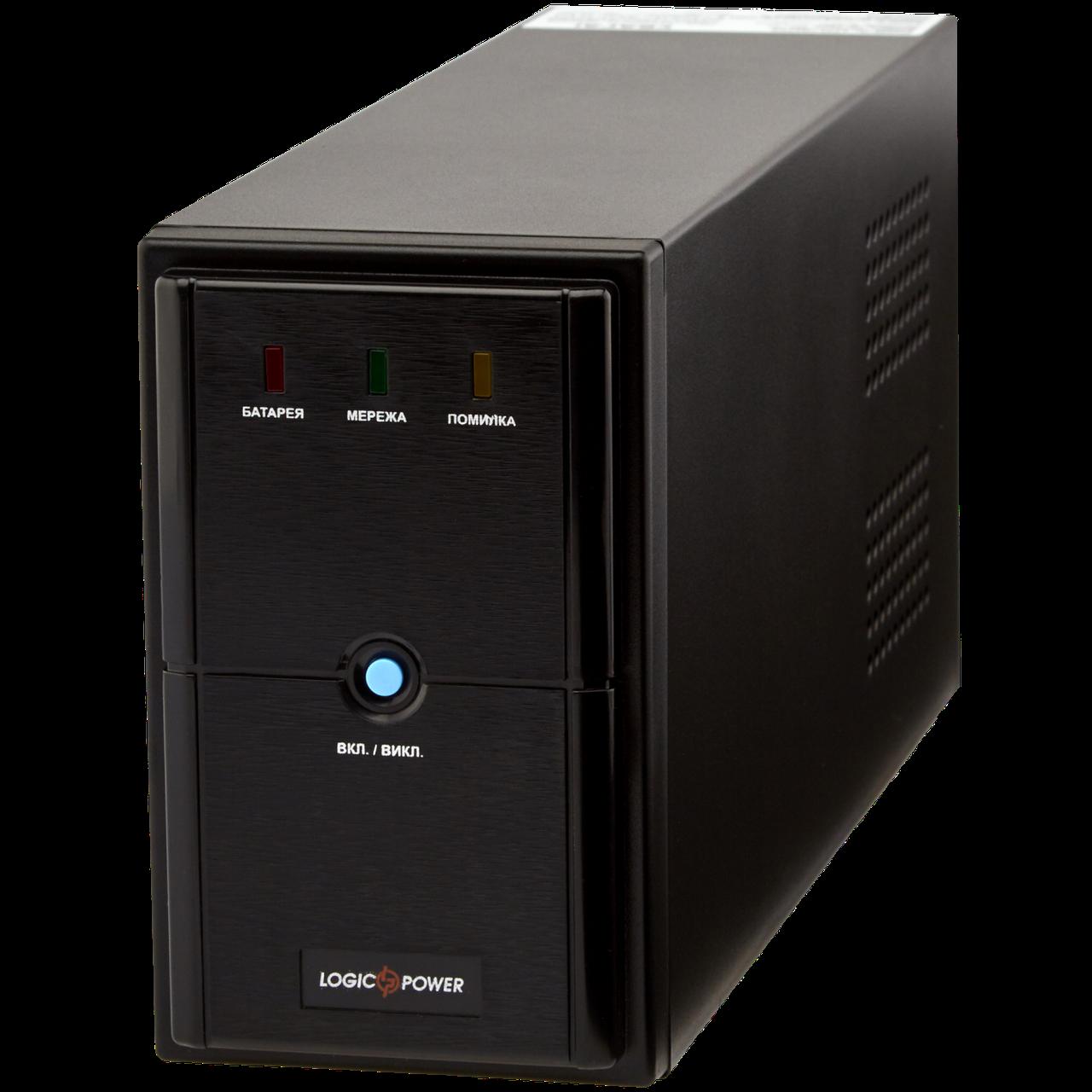 ИБП линейно-интерактивный LogicPower LPM-U1250VA(875Вт)