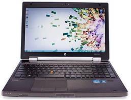"Ноутбук HP EliteBook 8560W 15"" IPS Full HD i5 8GB RAM 500GB HDD WOT № 7"