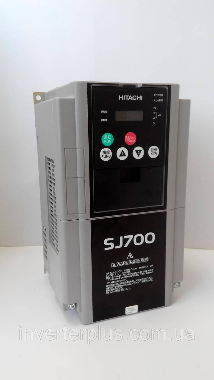 SJ700D-022HFEF3; 2,2кВт/380В. Інвертор Hitachi