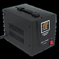 Стабилизатор напряжения LogicPower LPT-1500RD BLACK (1050W), фото 1
