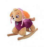 Качалка щенячий патруль 0084P (розовый)