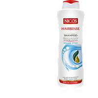 Шампунь для жирных волос  Hairsense Nicos  For Greasy  400 мл