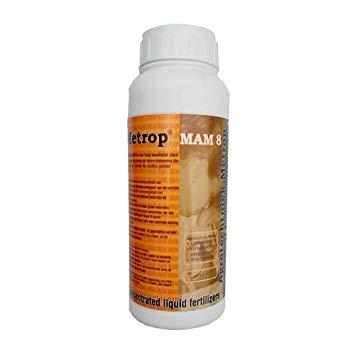 Органическое удобрение Metrop MAM8, 1L