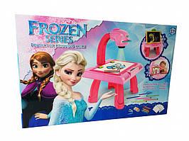 Проектор Frozen Розовый, КОД: 257595