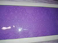 Силиконовый коврик Ажурный пояс, фото 1