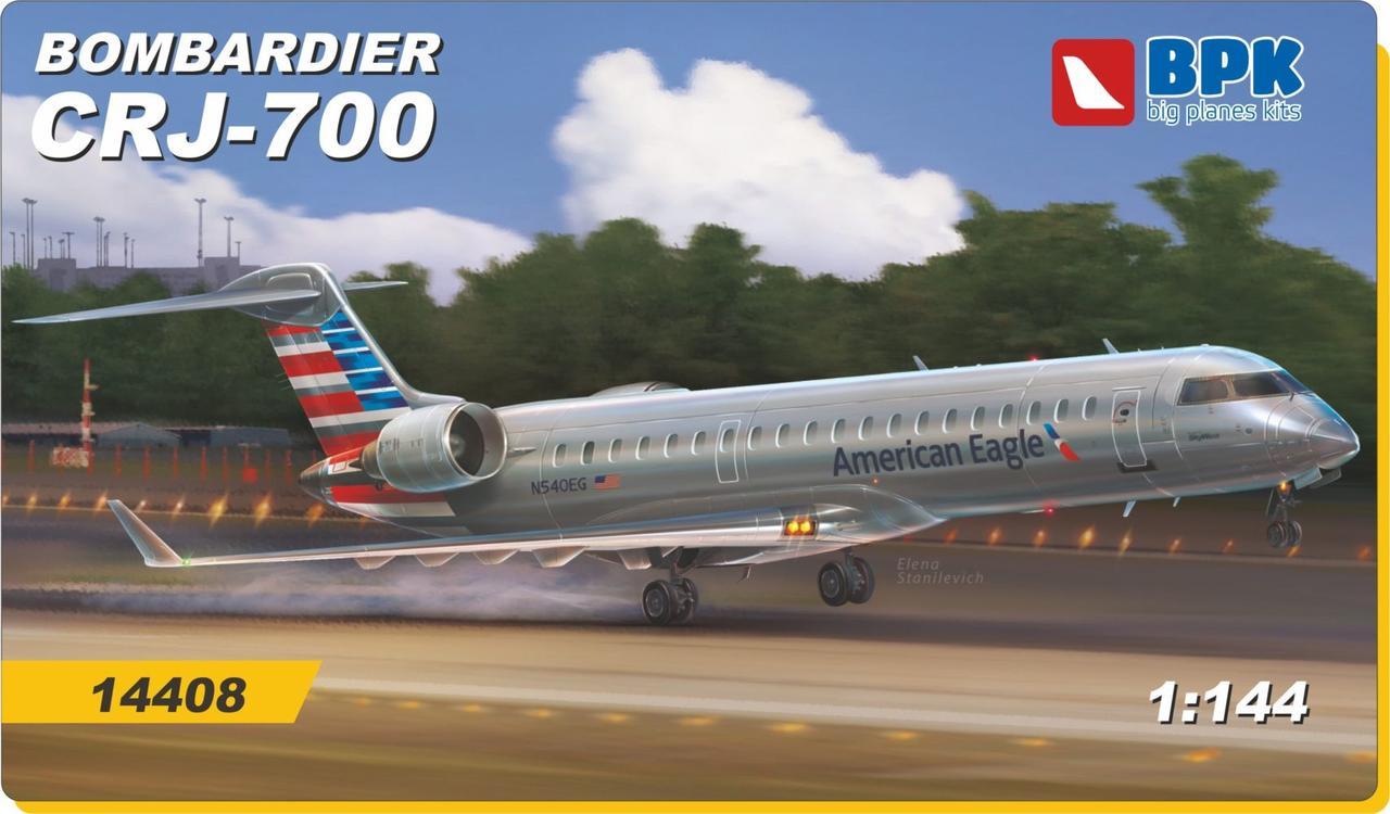 Bombardier CRJ-700 14408