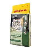 Беззерновой сухой корм Йозера Josera Nature Cat для котов с лососем и птицей 10 кг