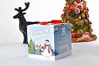 Печенье с предсказаниями З Новим Роком оригинальный подарок на Новый год