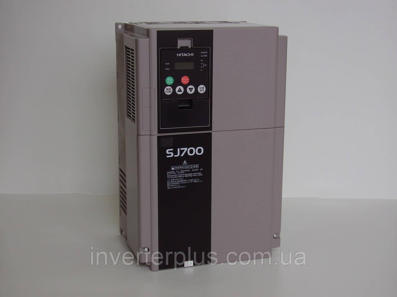 SJ700D-075HFEF3; 7,5кВт/380В. Частотний перетворювач Hitachi