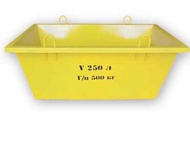 Ящик каменяра ЯК-0,25 куб
