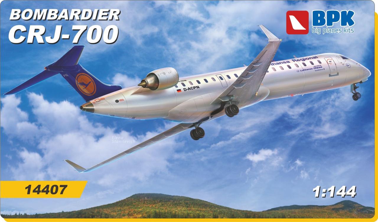 Bombardier CRJ-700 14407